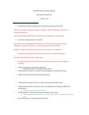 HEP 3000-Exam2 Study Guide