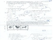 Course Pack MCV3U  Exam-Triangle Theory