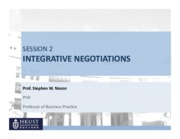 03 integrative negotiations part 1