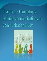 Chapter 1 – Foundations.ppt