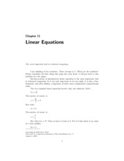 Ch11_linear equations