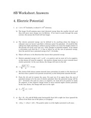 Soln4 - Electric Potential