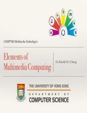 02 - Elements of Multimedia Computing.pdf