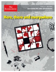 Outsourcing The Economist 19-25.01.2013