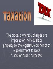 Principles of Taxation.ppt