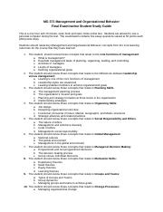 Student Final Exam Study Guide - MG371 (1).pdf