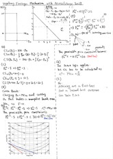 Degree Exam Answer to Vogelsang and Finsinger Mechanism With Access_Usage Tariff Question
