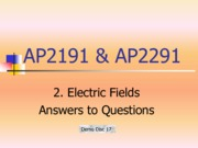 2_Electric Field_answers