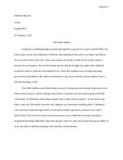 Dissertation on education