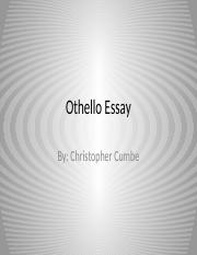 engllish english la salle academy page course hero 9 pages othello essay