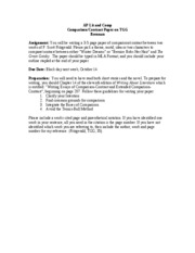 english a1 hl paper 1 Ib diploma programme programme du diplôme du bi programa del diploma del bi n05/1/a1eng/hp2/eng/tz0/xx english a1 – higher level – paper 2 anglais a1 – niveau.