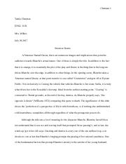 Tamia Chatman essay 4 part 2.docx