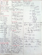 Midterm 1 Cheat Sheet