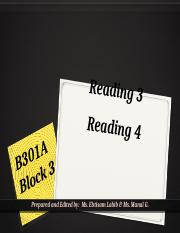 9 - Block 3 Reading 3 and 4.pptx