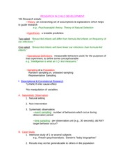 PSY304_Class Notes1