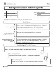 C. Setting Financial Goals Note Taking Guide 1.03.pdf