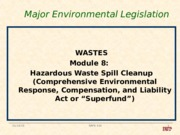 Week%207%20-%20Hazardous%20Waste%20Cleanup.ppt