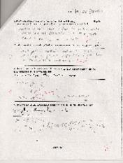Chatterjee Exam 3