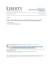 How Does the Kenosis Fit into the Incarnation_.pdf