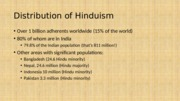 Hinduism Lecture 1_Vedic Religions