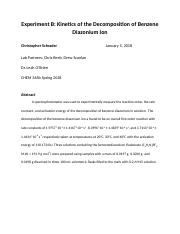 physical chemistry Experiment B.docx