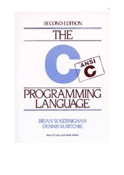 Kernighan_Ritchie_Language_C
