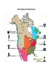 Nine Nations of the US Map.docx