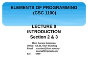 CSC1100_Lecture_00_Course_outline-_Sect2-3