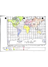 Maps Of The World worksheet