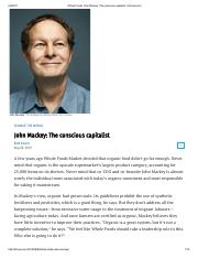 Whole Foods' John Mackey_ The conscious capitalist _ Fortune