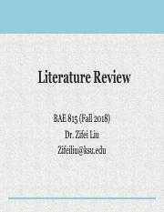 BAE815_2018fall_Literature review.pdf
