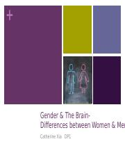 Women vs Men's Brain.pptx