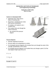 Hydraulics Lecture Notes 2