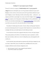 Assignment 2 Research Proposal - Thesis, Major Points and Plan