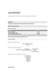 2249803-CHEM-Lab-Report-Molarity