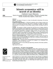 Mahomedy_Islamic_economics_-_still_in_search_of_an_identity