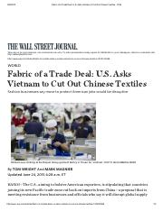 Fabric_of_a_Trade_Deal-_US_Asks_Vietnam_to_Cut_Out_Chinese_Textiles.pdf