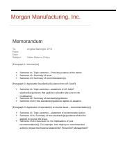 Morgan Manufacturing Memo Template-1.docx