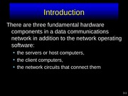 Introduction to web based computing (2)