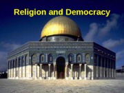 Religion and Democracy