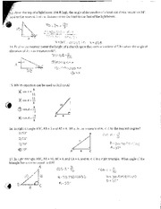Finding Measures fo Angles Word Problems