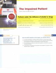 20 The impaired patient