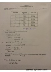 Chapter 3 Lab problem #1