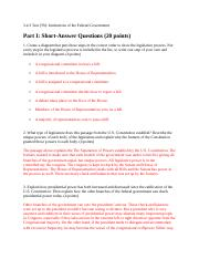3.4.3 Test (TS)- Institutions of the Federal Government .docx