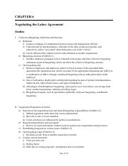 Chapter 6 Outline - Labor Relations.pdf