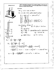 426_Mechanics Homework Mechanics of Materials Solution