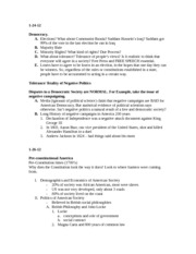 Government Notes 1