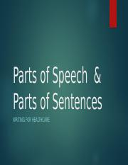Parts of Speech and Sentences ppt.pptx
