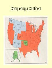 Ch 16 - Conquering the Continent powerpoint v3.ppt