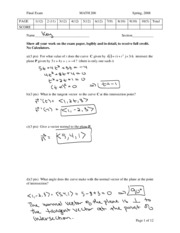 MATH_200_200703_Final_with_solutions
